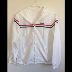 Brandy Melville Jennise windbreaker jacket